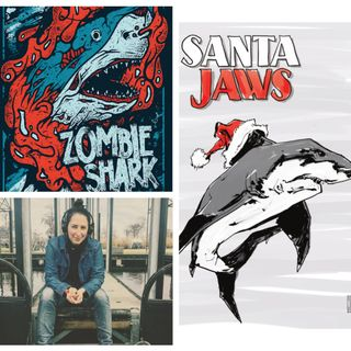Interview w/Misty Talley (Director of SANTA JAWS & More)
