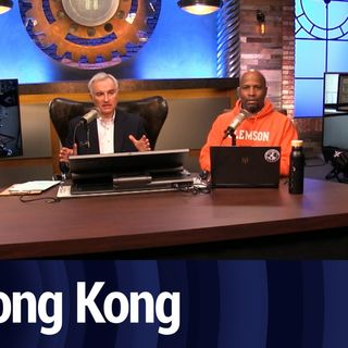 What Should We Do About Hong Kong?   TWiT Bits