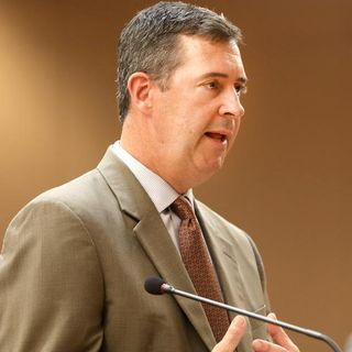 Joel Brennan, Dept of Admin Secretary