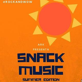 "RoCkAnDwOw Snack Music ""Summer Edition"""