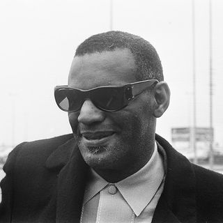 Ray Charles  The Blues 9:11:21 8.09 PM