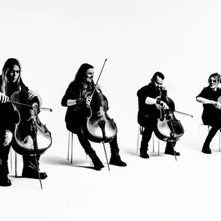 The Four Cellos Of APOCALYPTICA
