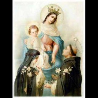 Santo Rosario en Latín. Misterios Dolorosos (Martes y Viernes)