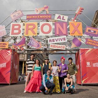 El Bronx: promotor de la economía naranja