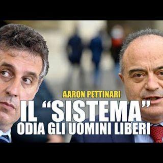"""Aaron Pettinari: """"Palamara spiega le ragioni dell'ostracismo subito da Di Matteo e Gratteri"""""""