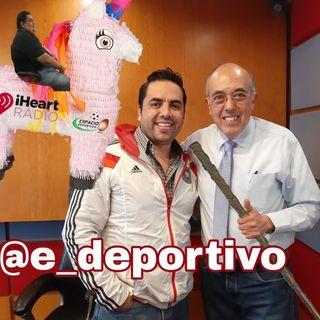 Viernes 13 con Pepe  y Alex en Espacio Deportivo de la Tarde 13 de Diciembre 2019