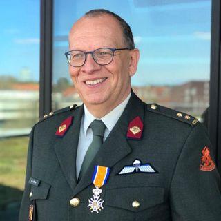 Luitenant-Kolonel Hendrik Jan van Tilburg: hoe is het met de veteranenzorg gesteld anno 2021?