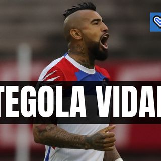 Inter, Vidal positivo al Covid: il suo annuncio su Instagram