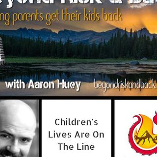 Childrens Lives Are On The Line with Aaron Huey: Beyond Risk and Back