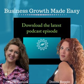 Financial Health and Organization in Your Business with Donna Roggio