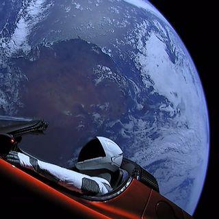 440-Tracking Elon's Car