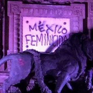 Comerciantes piden a colectivos feministas movilizarse pacíficamente