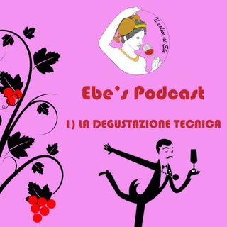 La degustazione_Il calice di Ebe