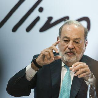 Carlos Slim continúa hospitalizado por covid-19