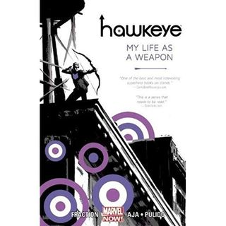 "Source Material #198 - Hawkeye ""My Life As A Weapon"" (Marvel, 2012)"