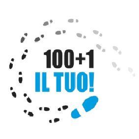 100 passi +1 il tuo