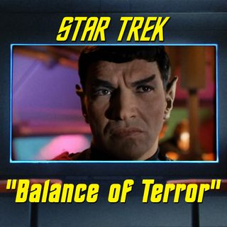 "Season 3, Episode 11: ""Balance of Terror"" (TOS) with Andy Weir"