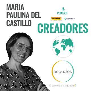 4: Maria Paulina del Castillo - Nadar contra la corriente