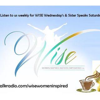 SisterSpeak Saturday -  Managing The Holiday  Rush