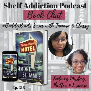 #BuddyReads Discussion of The Sun Down Motel | Book Chat