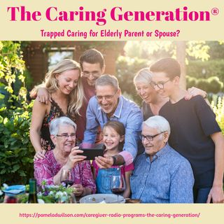 Trapped Caring for Elderly Parents or a Spouse?