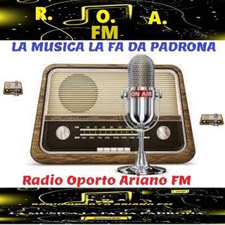 RADIO OPORTO ARIANO FM LA MUSICA  LA FA DA PADRONA