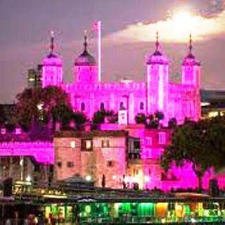 ***#DIRETTA DEL MATTINO***, Giornata sul Cancro e Londra si tinge di Rosa, Sapete cosa e' il Phubbing? E poi 4 cose sulla Gran Bretagna