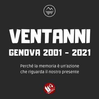 Ventanni | Genova 2001 - 2021