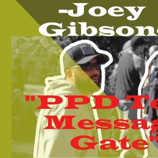 Joey Gibson and Portland Police Conspiracy 'PPD Text MsgGate'