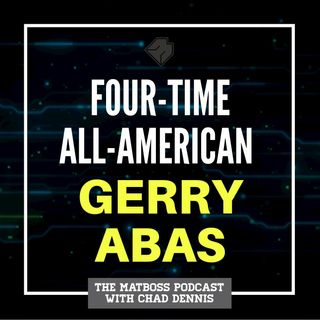 Four-time All-American Gerry Abas