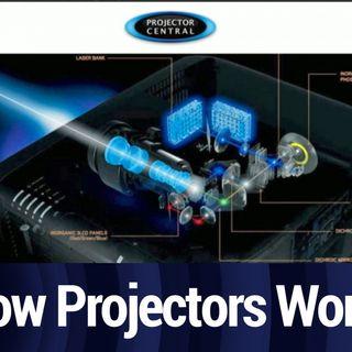How Projectors Work | TWiT Bits