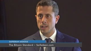 The Bitcoin Standard Podcast Presents Saifedean Ammous Live At King's College, New York
