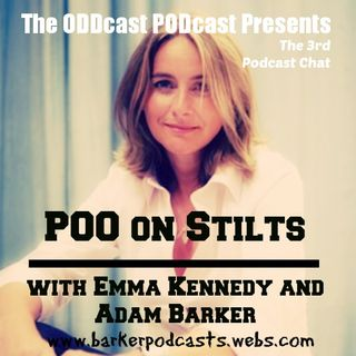 Ep107 - Poo on Stilts w/ Emma Kennedy