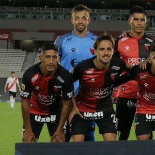 Gol de Colón: Rodrigo Aliendro 3-2