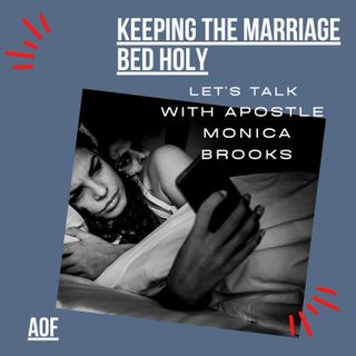 Keeping the Marriage Bed Pure