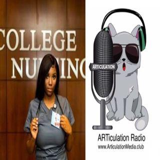 ARTiculation Radio — NURTURING YOUR SUCCESS (interview w/ RN Georwanna Jefferson)