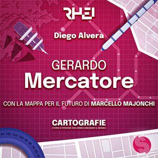 La biografia di Gerardo Mercatore