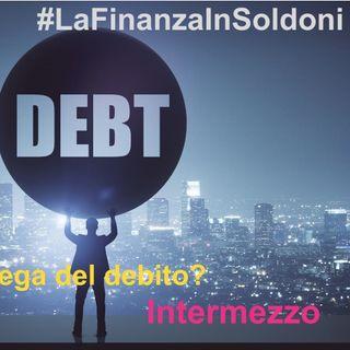 Audiolibro Intermezzo - Chissenefrega del debito ?