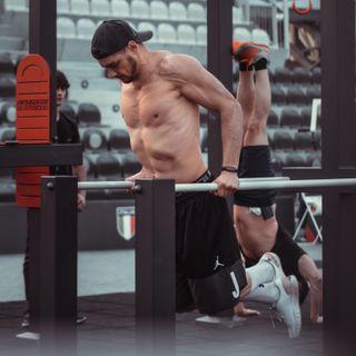 4. Allenamento Hiit Cardio - 10 Min Workout