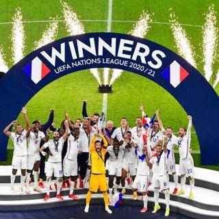 Nations League: la Francia ribalta anche la Spagna e alza la coppa