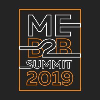 ME B2B Summit 2019 - Arthur Igreja | Palestrante TEDx no Brasil, EUA, Europa e América do Sul
