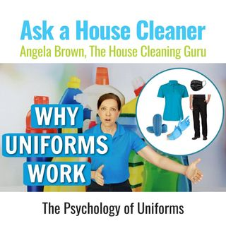 Why Uniforms Work - The Psychology of Cleaning Uniforms