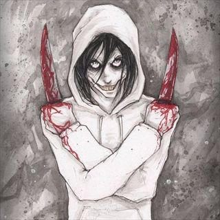 Jeff the Killer (2015) - Liu: East Austin Holy Book by K. Banning Kellum (3/3)