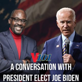 V101's Conversation with President Elect Joe Biden