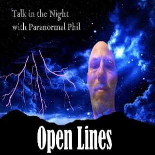 Open Lines Oct. 26th 2018
