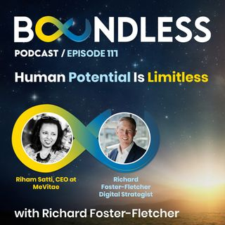 EP117: Riham Satti, CEO MeVitae: Human potential is limitless