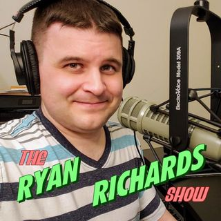The Ryan Richards Show #1 - 09/19/2020