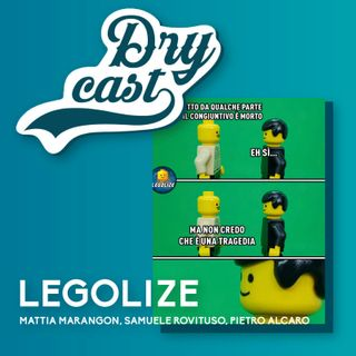 39 - Legolize, meme e umorismo social da zero a un milione di follower