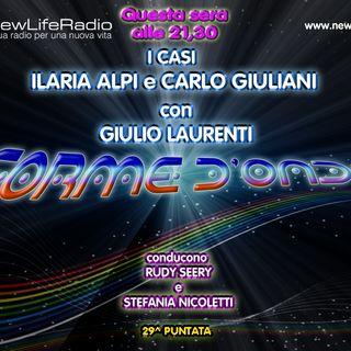 Forme d'Onda - Giulio Laurenti: Ilaria Alpi e Carlo Giuliani - 01-06-2017