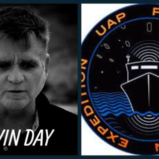 Ep 34  Kevin Day  UAPxX